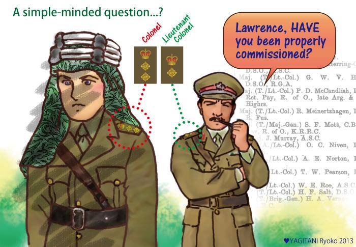 colonel te lawrence